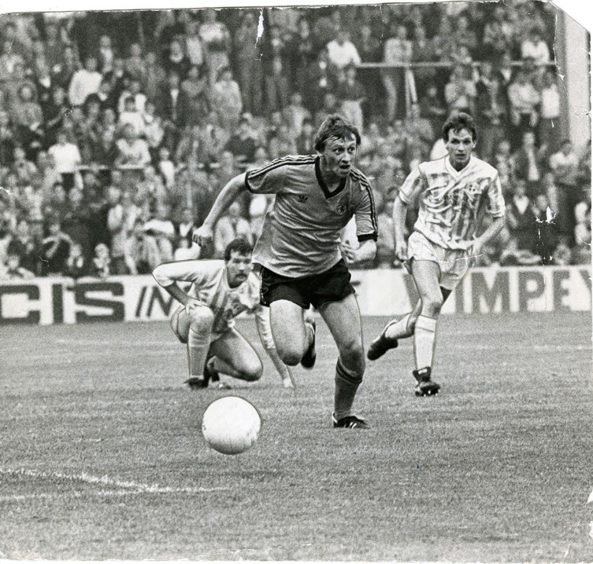 Paul Sturrock Dundee United Player