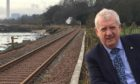 Douglas Chapman MP has called for plans for the electrified line to be extended from Longannet to Dunfermline.