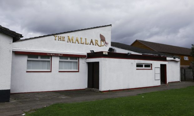 The Mallard.