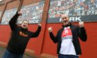 Ronny Costello and Paul McNicoll are lifelong Dundee United fans.