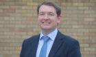 NHS Fife medical director Dr Chris McKenna.