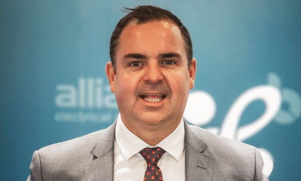 Graeme Carling, chief executive of United Capital, the owner of McGill