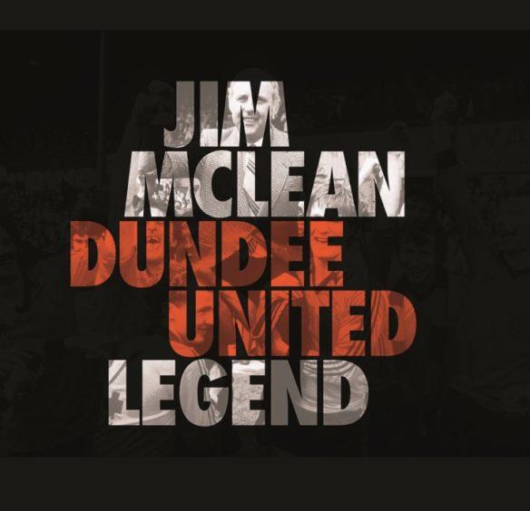 Jim Mclean Dundee United Legend