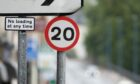 20mph limits in five Perthshire locations will become permanent.