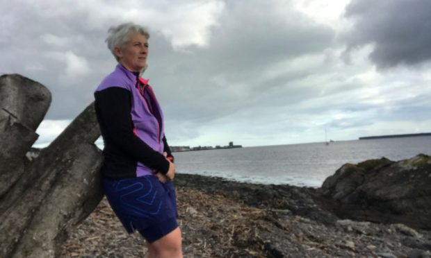 Mental health advocate Louise Johnstone has her sights set on the marathon run in 2021.