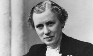 Professor Margaret Fairlie.