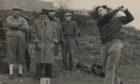 Harry Matheson was an excellent golfer.