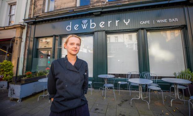 Martha Tyrakowska of Dewberry Cafe and Wine Bar.