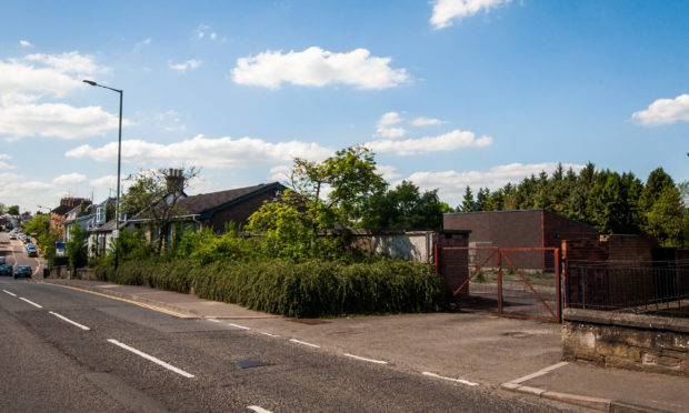 Blueprints for a new mosque on Jeanfield Road in Perth have been wthdrawn.