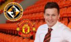 Dundee United academy chief Andy Goldie.