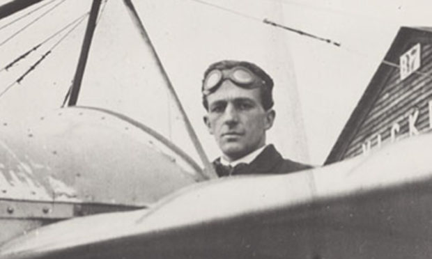 Arthur Desmond.