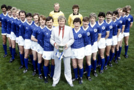 New St Johnstone book set for pre-Christmas launch