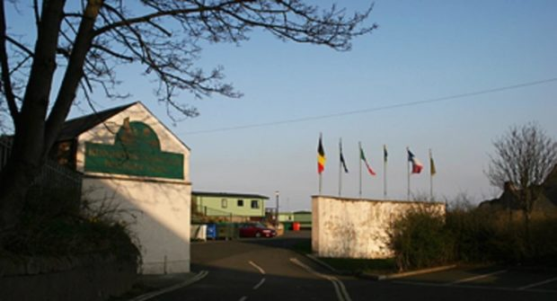 Kinghorn Harbour Holiday Park.