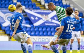 Another Sunday sickener for St Johnstone who lose late to Celtic