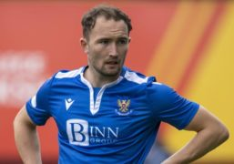 Chris Kane targets more St Johnstone goals and contract extension