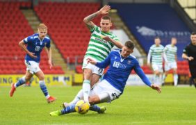 St Johnstone will recover from body blows to climb the table, says Liam Gordon