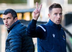 Steven MacLean would only come out of retirement if there was a St Johnstone 'injury crisis'