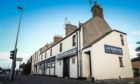 The Lochside Bar in Montrose.