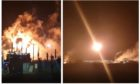 The Mossmorran flaring incident lin October.