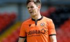 Lawrence Shankland wasn't a happy man on Saturday.
