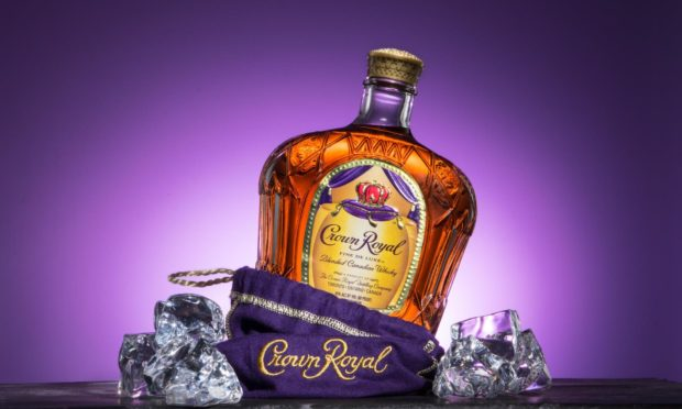 Crown Royal Whisky.