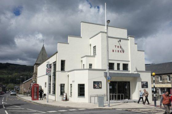 The Birks Cinema, Aberfeldy.