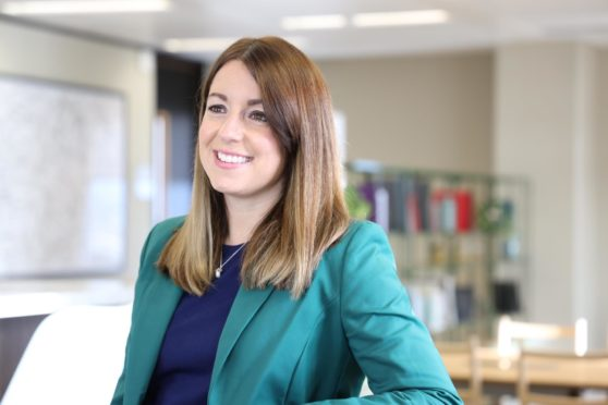 Dundee family law specialist Amanda Wilson.