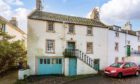This 17th century property in Anstruther is on the market for £725,000.