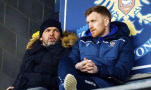 Callum Davidson and Liam Craig.