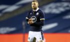 Finn Russell is out of Scotland's next four games with a groin injury.