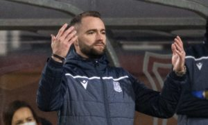 James McPake is under pressure to lead Dundee up the Championship table.