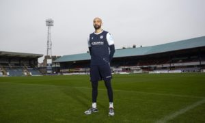 Liam Fontaine: Dundee new boy is singer-songwriter whose music raised money for NHS at start of lockdown