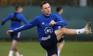 Dundee United star Lawrence Shankland may not start against Hamilton as Micky Mellon reveals concern over 'planes, trains and automobiles' travel schedule