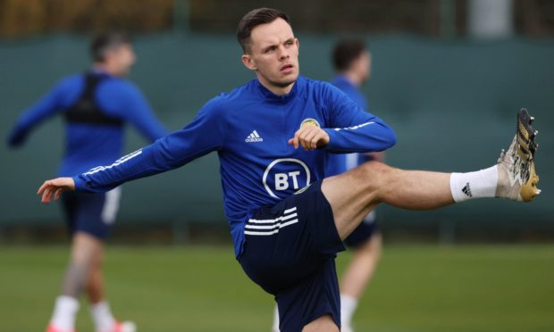 Lawrence Shankland was left out of the latest Scotland squad.