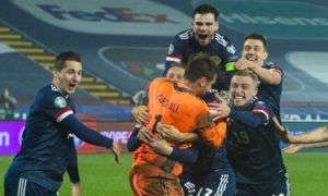 RAB DOUGLAS: David Marshall is Scotland's number one for Euro 2020 and social media abuse aimed at Dundee's Jack Hamilton has been well over the top