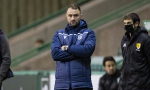 Dundee boss James McPake has his say on Paul McGowan's ruthless assessment of Dark Blues' situation