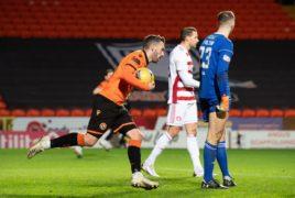 Dundee United 2 Hamilton 1: Nicky Clark double secures crucial Tannadice win as Tangerines bounce back