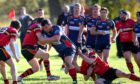 Dundee High Rugby Club V Stewart's Melville.