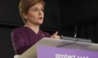 Nicola Sturgeon is considering a second lockdown