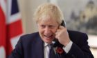 Boris Johnson held a call with north England MPs.