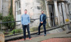 Glenn Roach and William Salve are taking over the Taypark House Hotel.