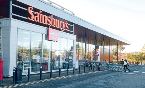 Sainsbury's are set to shed jobs.