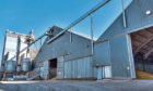BUYOUT: Simpsons will take over WN Lindsay's four grain stores in Scotland, including this one at Stracathro in Angus.