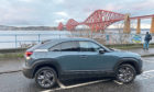 To go with story by Jack McKeown. Mazda MX-30 Picture shows; Mazda MX-30. Queensferry. Jack McKeown/DCT Media Date; 26/11/2020