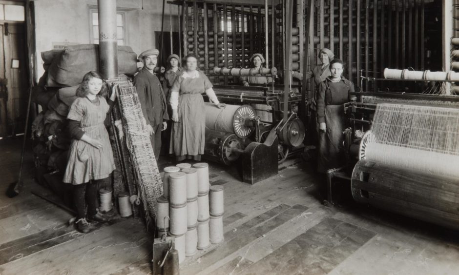 A new exhibition will explore Abertay University's historic connections to the jute industry.