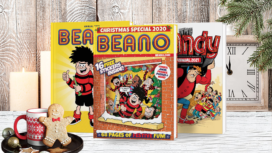 Beano Double Trouble & Christmas Special