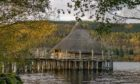Scottish Crannog Centre.
