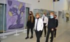 Pupils have adapted well to the new normal at St Johns Academy.