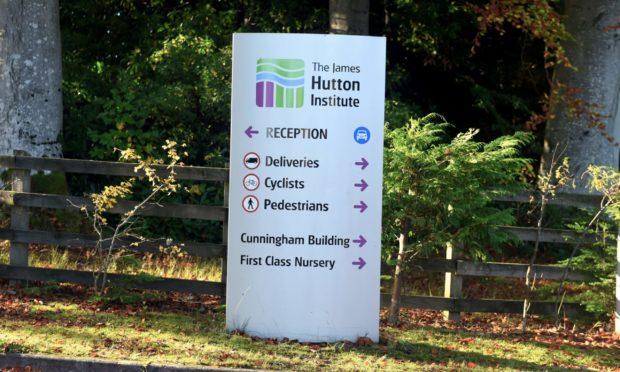 The James Hutton Institute.