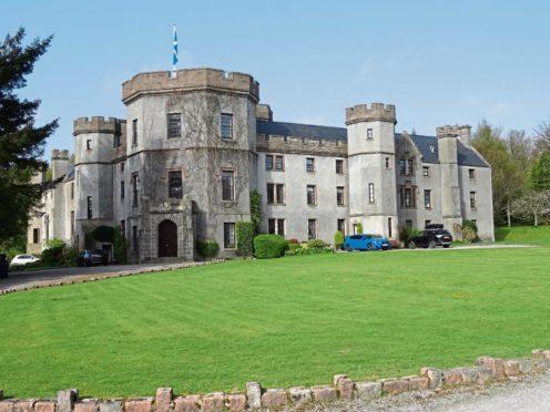 Fetteresso Castle.